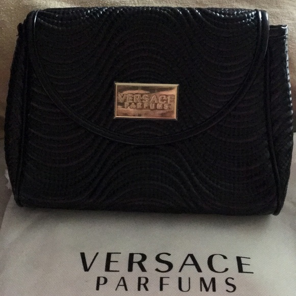 34f0f3e3d58 Versace parfums evening travel clutch. M_5b60b95f5098a02e0b354001. Other  Bags ...